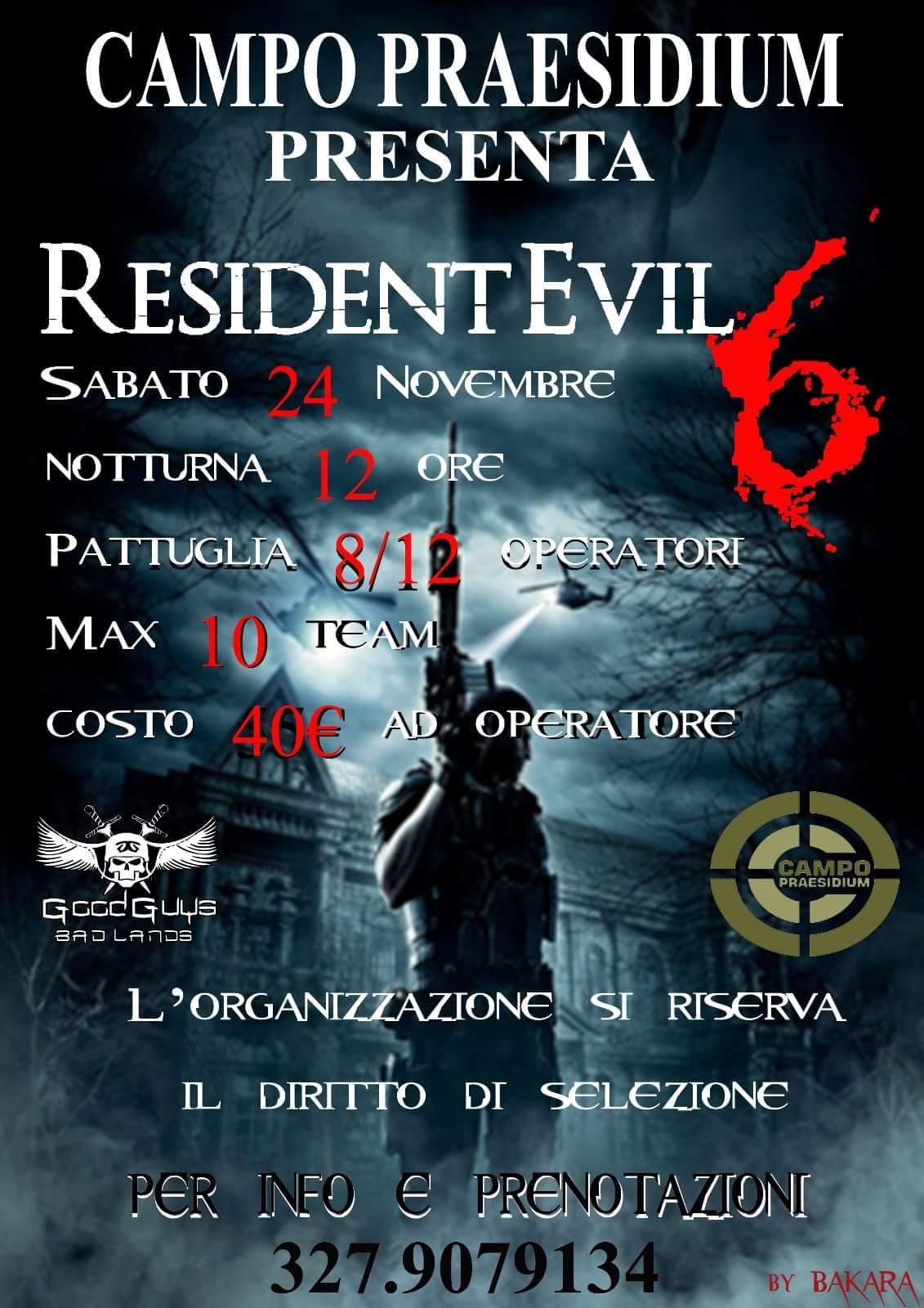 Resident Evil 6 [Gara PLR]